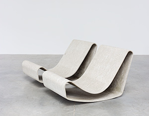 Willy Guhl lounge loop chairs Eternit AG 1954 Switzerland