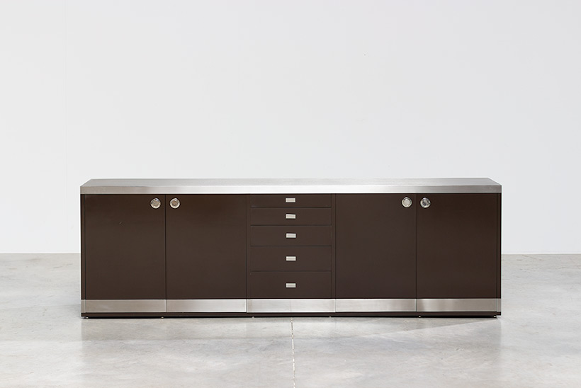 Willy Rizzo timeless modernist sideboard 1970 img 5