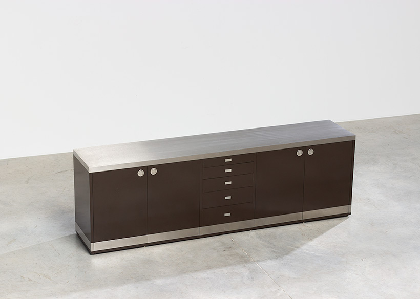 Willy Rizzo timeless modernist sideboard 1970 img 7