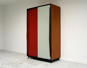 Willy Van Der Meeren Big Cabinet Tubax 1952