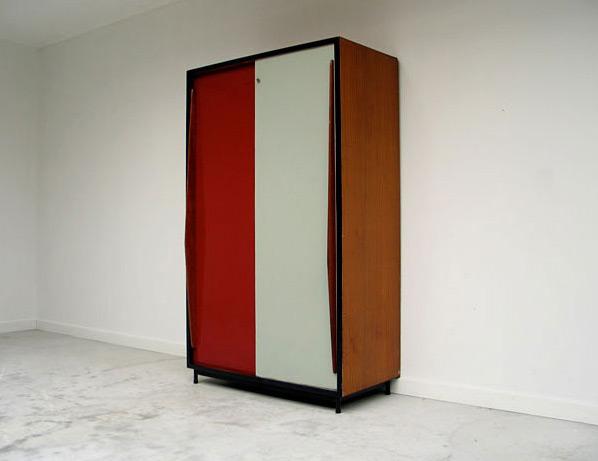 Willy Van Der Meeren Big Cabinet Tubax 1952