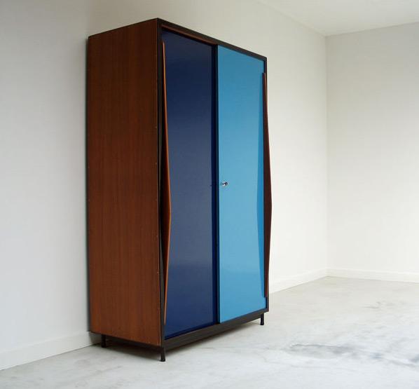 Willy Van Der Meeren Cabinet Tubax 1952