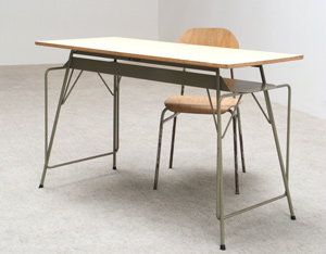 Willy Van Der Meeren desk for Tubax