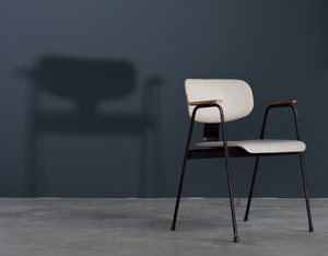 Willy Van Der Meeren F2 Desk chair