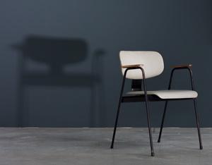 Willy Van Der Meeren F2 Desk chair