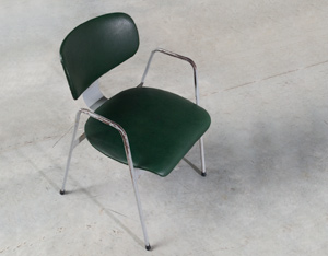 Willy Van der Meeren Tubax F2 chair