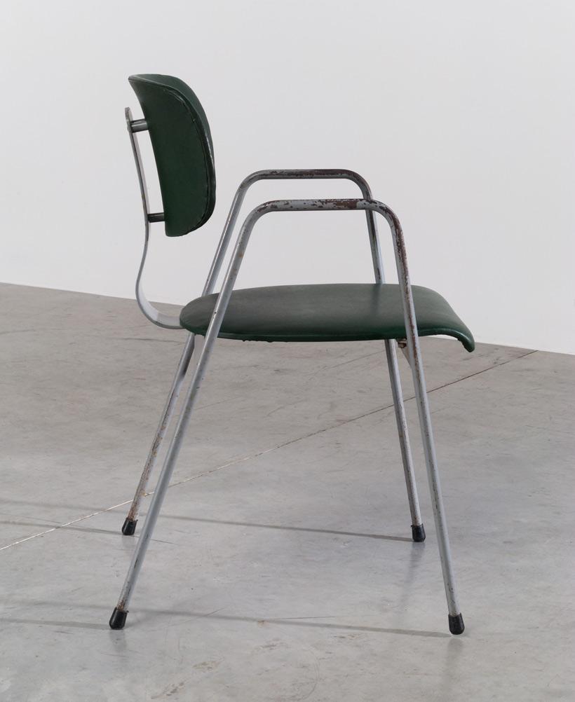 Willy Van der Meeren Tubax F2 chair