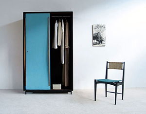Willy Van Der Meeren Wardrobe Tubax 1952