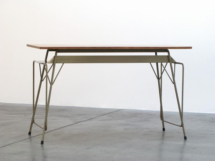 Willy Van Der Meeren writing table for Tubax