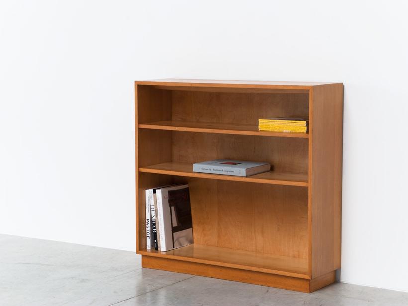 Wooden book case Rotterdam Lems & V.D. VEN