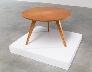 Wooden Coffee Table De Boer Rotterdam