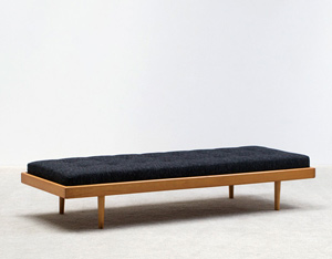 Wooden Danish daybed