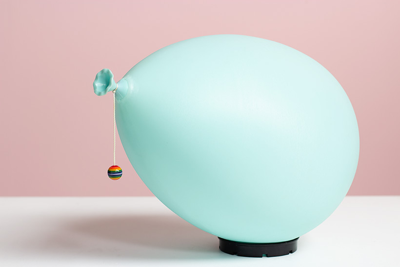 Yves Christin Design Icon Palloncino Balloon lamp for Bilumen img 3