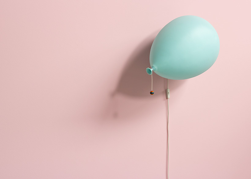 Yves Christin Design Icon Palloncino Balloon lamp for Bilumen img 7